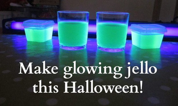 Halloween Party Idea: Glow in the Dark Drinks! - What the Doost!?