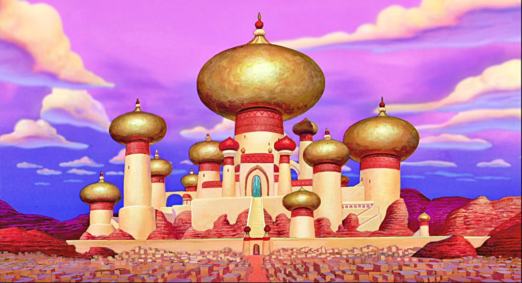 Aladdin sultans palace taj mahal for Aladdin indian cuisine