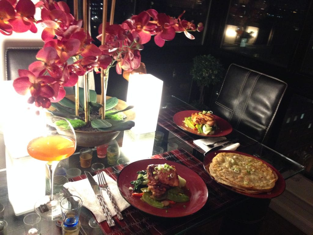 juana shows us luxurious private dining at an affordable rate with kitchensurfing - Kitchen Surfing